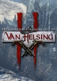Обложка The Incredible Adventures of Van Helsing 2