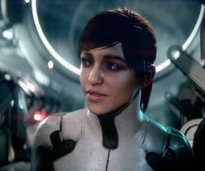 Раскрыто имя главной героини Mass Effect Andromeda
