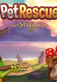 Обложка Pet Rescue Saga