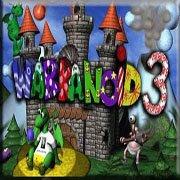 Обложка 1st Go Warkanoid 3: Story-book