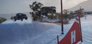 Forza Horizon 3. Трейлер DLC Blizzard Mountain