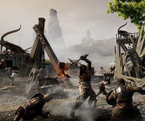 Dragon Age: Inquisition доберется до Xbox One с пониженным разрешением