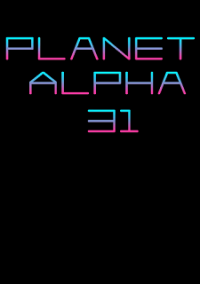 Обложка Planet Alpha 31