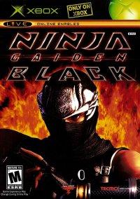Обложка Ninja Gaiden Black