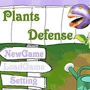 Обложка Plants Defense