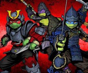 Черепашки-ниндзя оденутся как рокеры и самураи