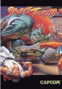 Обложка Street Fighter 2: The World Warrior