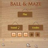 Скриншот Ball & Maze