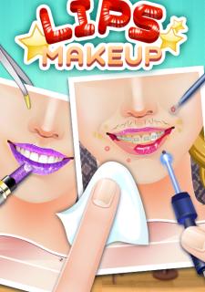 Princess Lips Spa - Girl Games