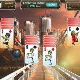 Скриншот Zombie Solitaire