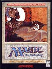 Обложка Magic: The Gathering