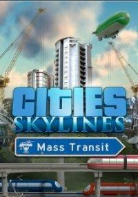 Обложка Cities: Skylines - Mass Transit