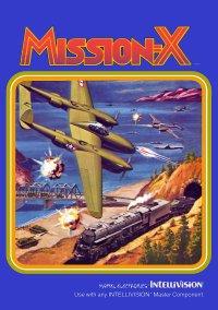 Обложка Mission-X