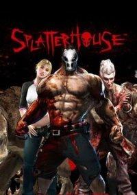 Обложка Splatterhouse