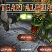 Обложка Team Alpha