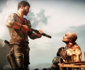 Безумный сюжетный трейлер игры Mad Max