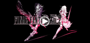 Final Fantasy 13-2. Видео #2