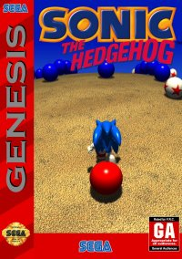 Обложка Sonic the Hedgehog & Knuckles