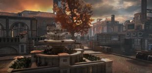 Gears of War 4. Мультиплеерная карта Foundation