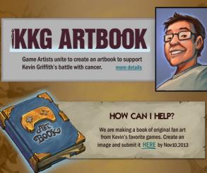 Готовится арт-бук в помощь художнику Diablo 3, который борется с раком