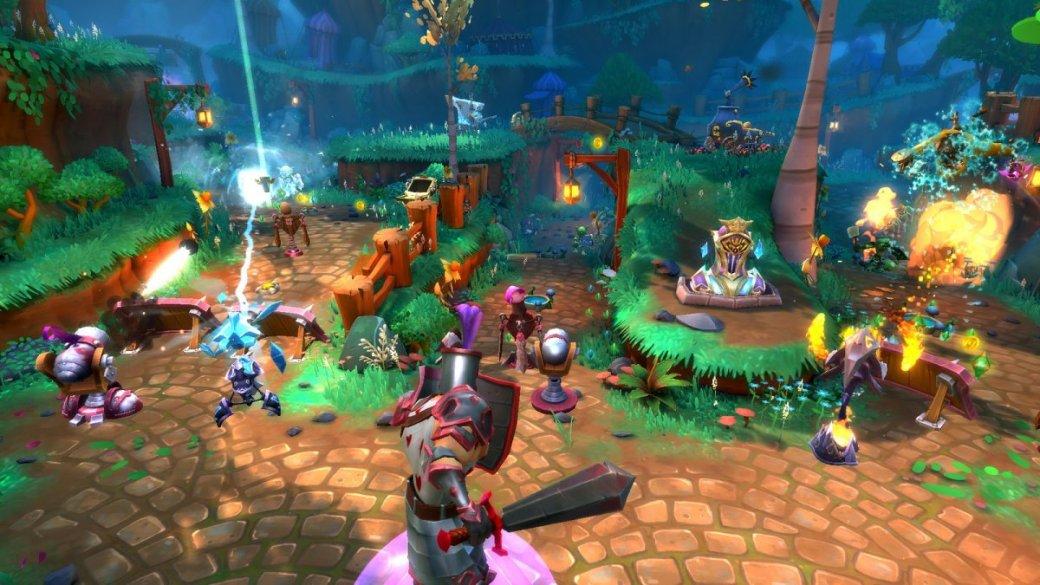 Платная PS4-альфа Dungeon Defenders 2 стартует на следующей неделе - Изображение 1