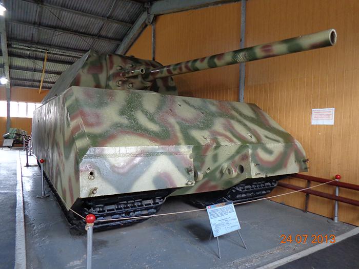 Восстановление танка Maus - Изображение 1