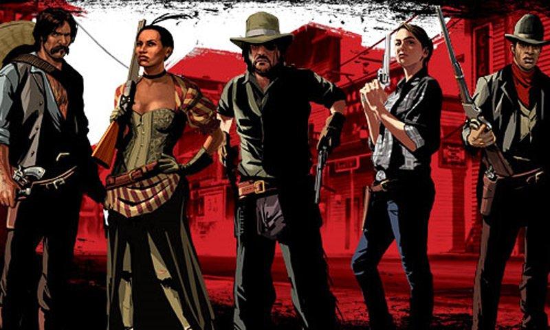 Лучший Пост Недели:  Red Dead Redemption - Изображение 3