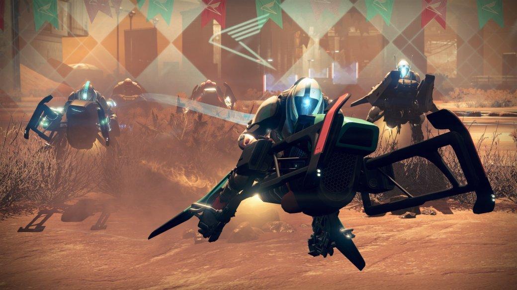 Bungie: вместо платных DLC для Destiny TTK – бесплатные ивенты - Изображение 1