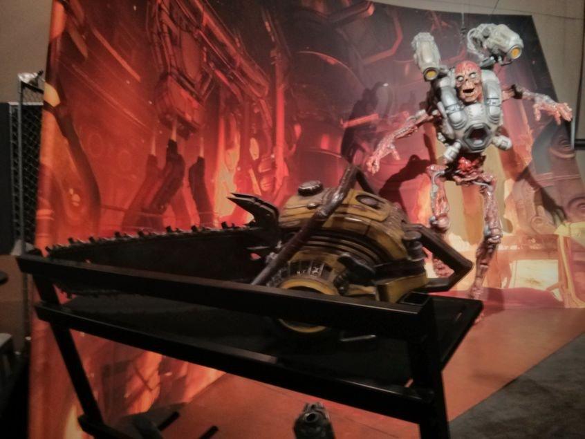 Все о Doom 4 с QuakeCon 2015: мультиплеер за Ревенанта и новые скрины - Изображение 1