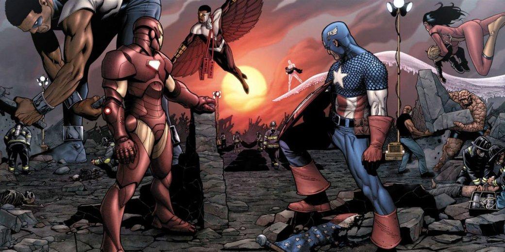 Рецензия на «Первый мститель: Противостояние» - Изображение 4