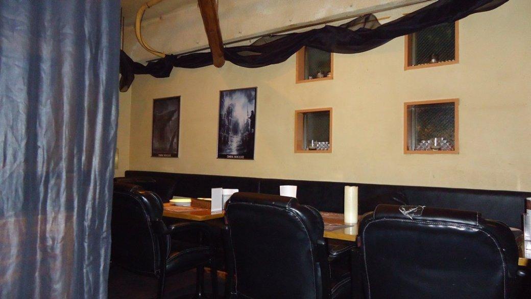 Туши за души: «Канобу» сходил в Dark Souls Café и съел мясо дракона - Изображение 10
