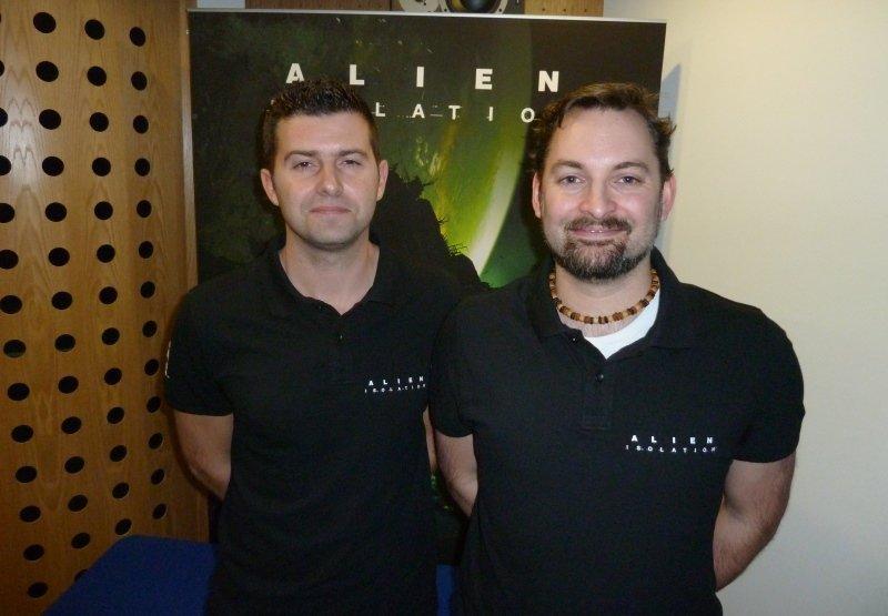 Alien: Isolation: интервью с Гэри Нэппером и Джудом Бондом - Изображение 1