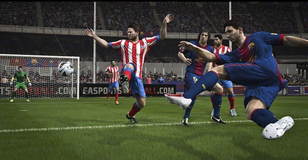 FIFA 14 снова отыграла первое место в британском чарте  - Изображение 1