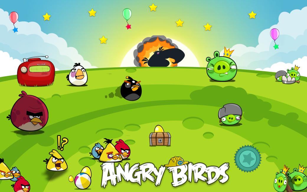 E3: Angry Birds переберутся на консоли - Изображение 1