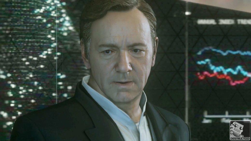 Кевин Спейси предает США в первом видео Call of Duty: Advanced Warfare - Изображение 1