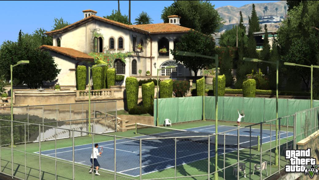 Три новых скриншота Grand Theft Auto V - Изображение 1