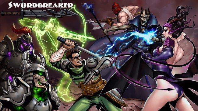 Трейлер нашей игры Swordbreaker! - Изображение 1