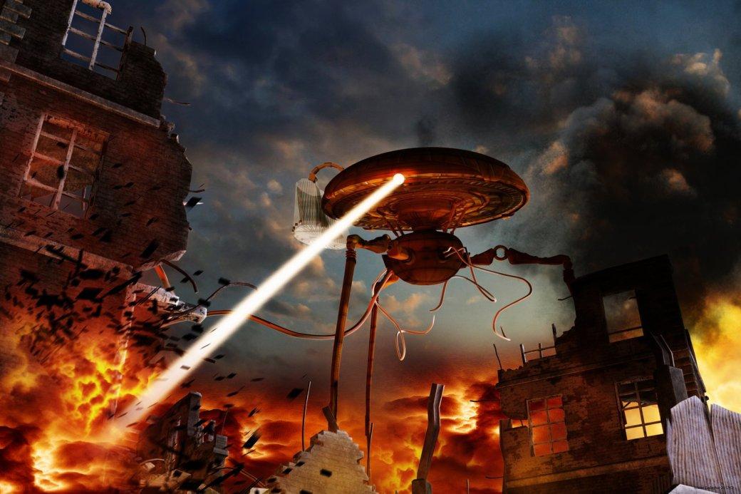 MTV делает сериал по «Войне миров» Герберта Уэллса - Изображение 1
