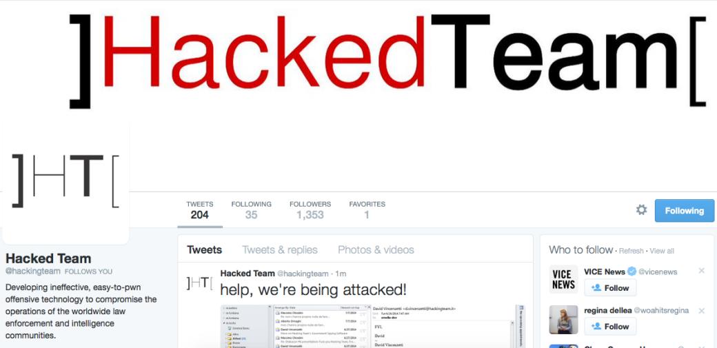 Взлом хакеров: Hacking Team умоляет клиентов отключить шпионский софт - Изображение 3