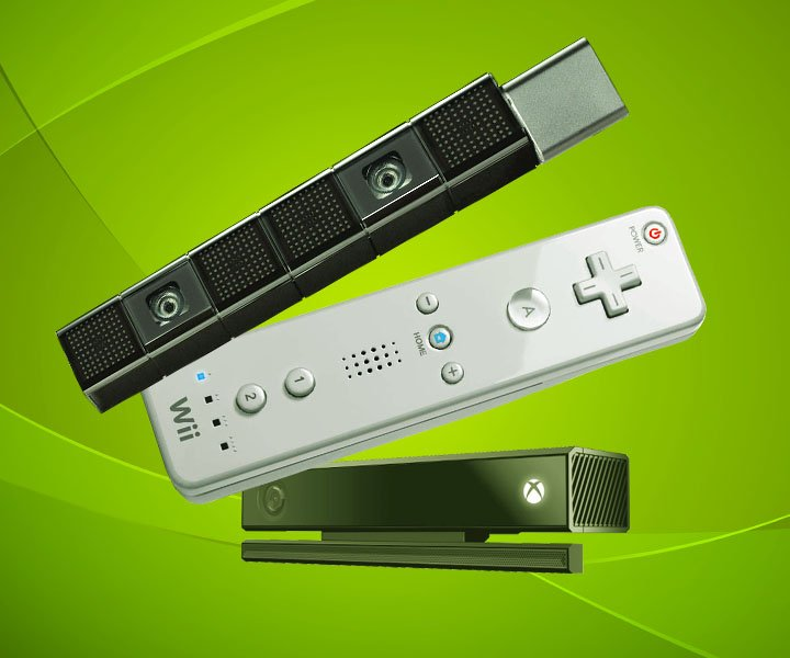 Зачем восьмому поколению консолей кинетические контроллеры - Изображение 1