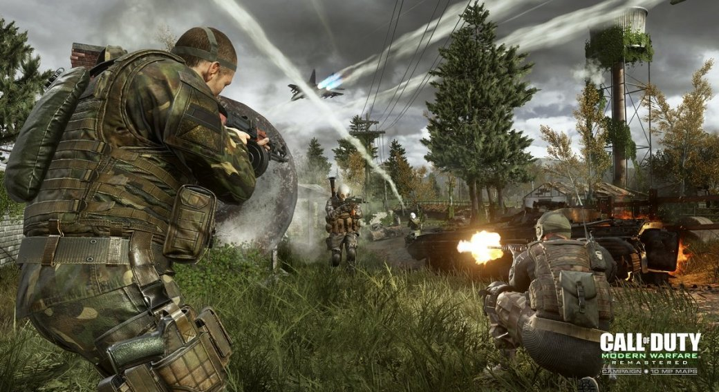Первые впечатления от Modern Warfare Remastered - Изображение 1