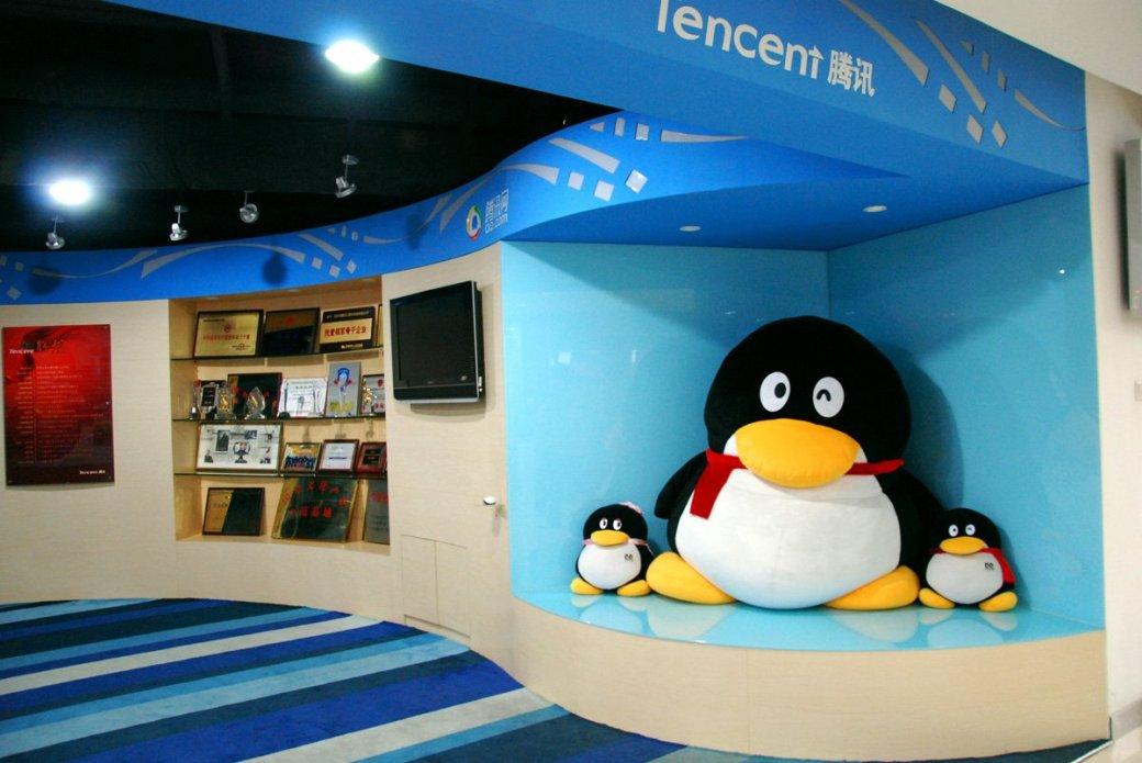 Выручка Tencent в 2013 году достигла почти $10 млрд  - Изображение 1