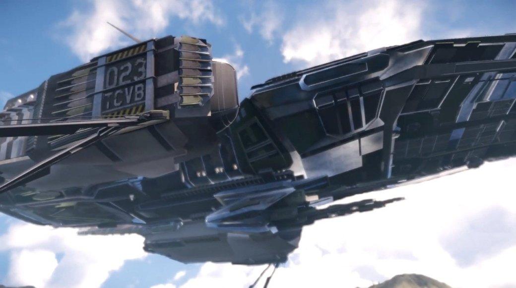 Утечка файлов Star Citizen: космический авианосец и взгляд в будущее - Изображение 1