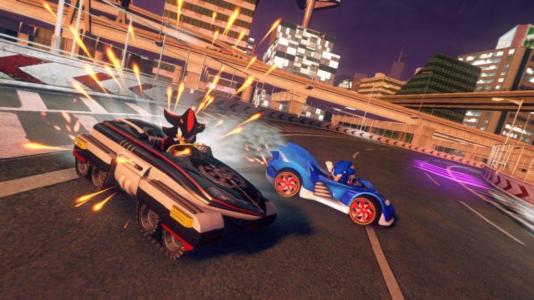 Рецензия на Sonic & All-Stars Racing Transformed - Изображение 2