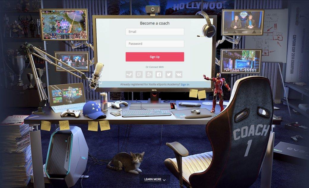 Становимся прогеймерами: Xsolla официально запустила eSports Academy. - Изображение 1