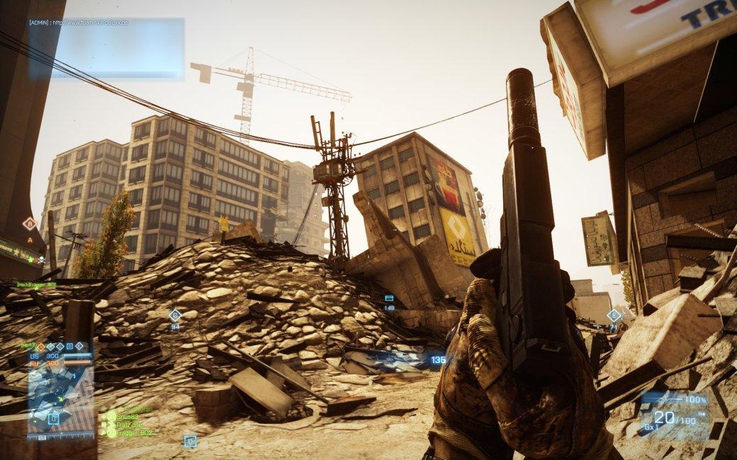 Рецензия на Battlefield 3: Aftermath - Изображение 4