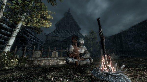 Как превратить Skyrim в Dark Souls - Изображение 1