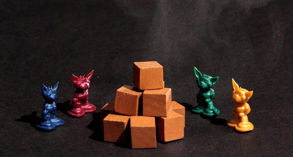 Dungeon Petz - ярмарка монстров на вашем столе - Изображение 3