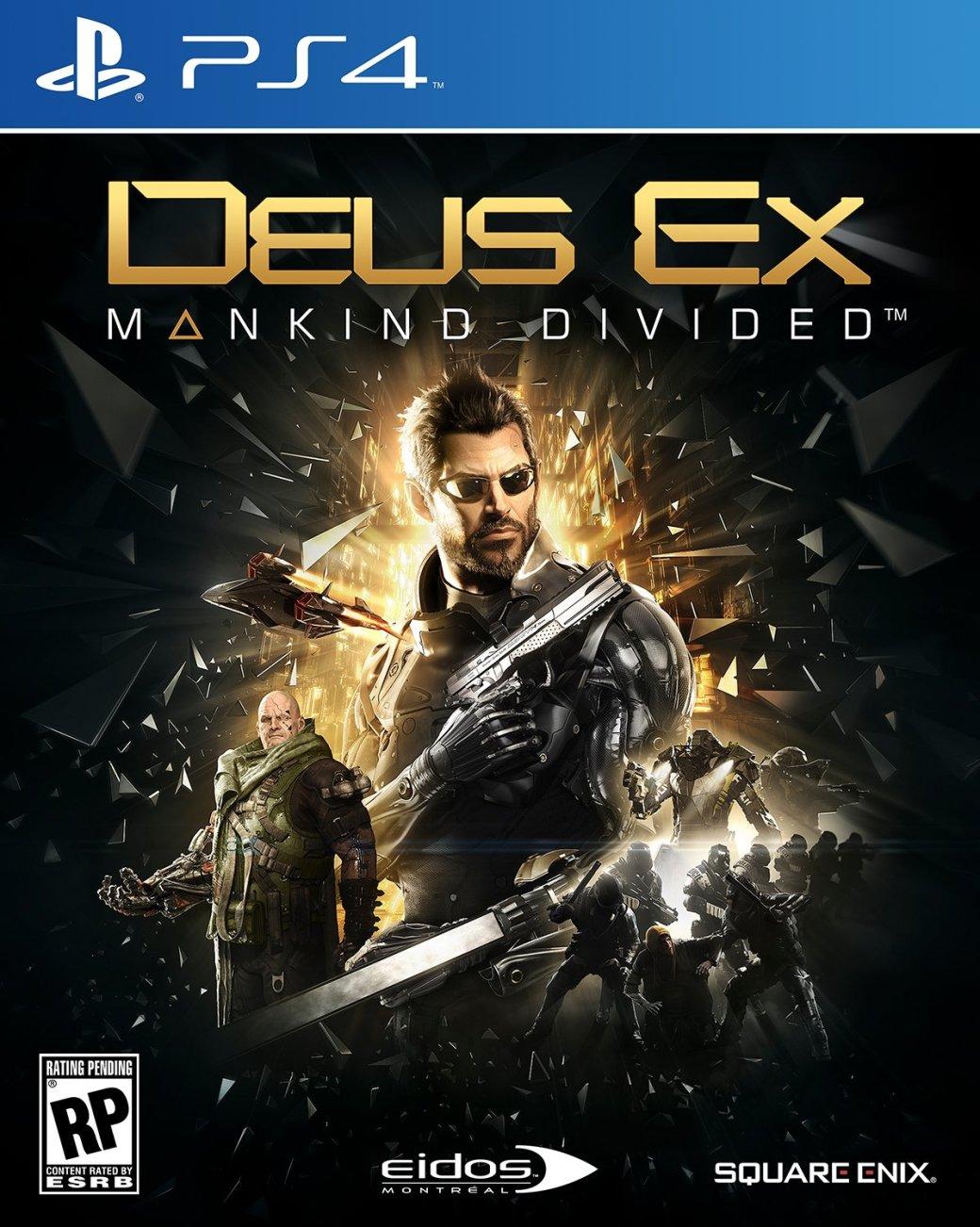 Адам вернулся: кинематографичный трейлер Deus Ex: Mankind Divided - Изображение 1