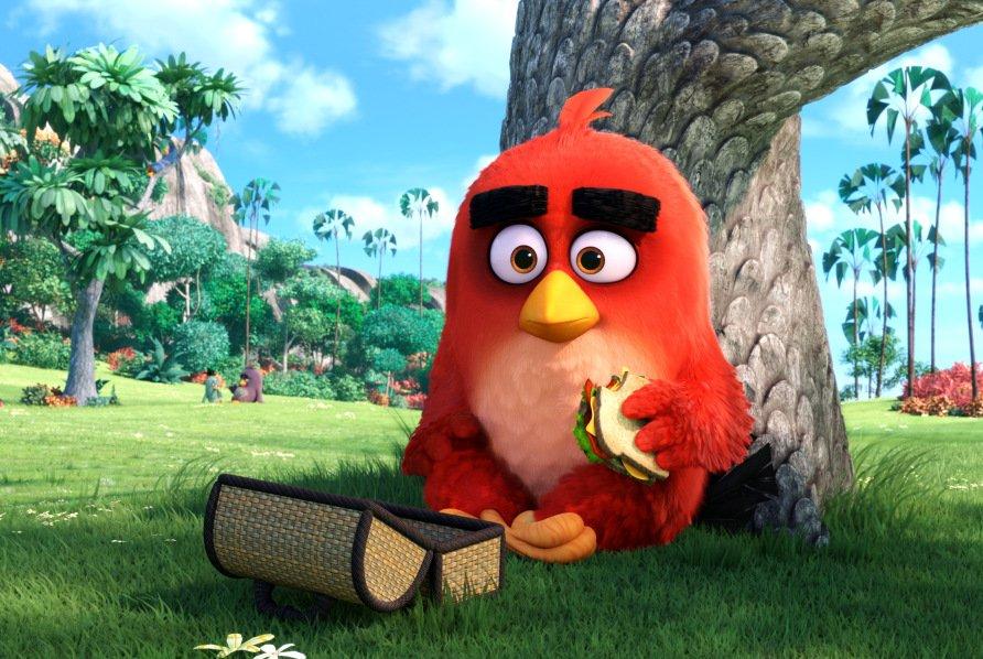 Продление фильма про Angry Birds выйдет в 2019г.